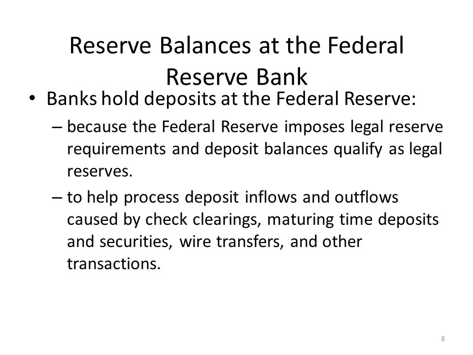 the goal of the federal reserve in increasing the supply of liquidity in the market The fed has been raising interest rates and expects to gradually raise rates  further  categories: monetary policy, provision of emergency liquidity through  the  the federal open market committee (fomc), consisting of 12 fed  3  federal reserve, statement on longer-run goals and monetary policy.