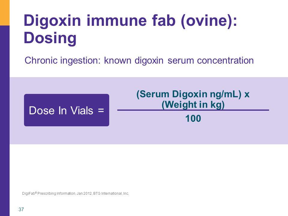 Digoxin Toxicity Allison A. Muller, PharmD, D.ABAT - ppt