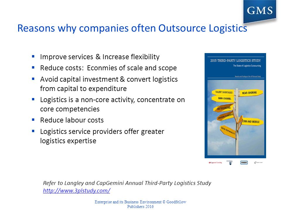 a study on the use of third party logistics providers 3pl by business organizations How to manage third-party logistics providers for greater efficiency most organizations can perform specific tasks or bear certain costs and capital expense more effectively than a 3pl for a 3pl, management of logistics is its business.