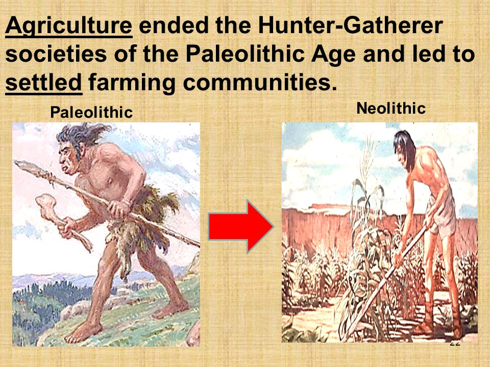 agriculture vs hunting gathering Hunter vs gatherer: gender differences on the mind most of us are only aware of obvious physical or behavioral attributes that differ between genders.