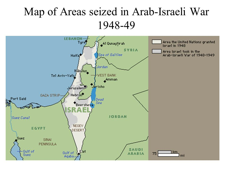 an analysis of the standard portrayal of arab israeli conflict while surrounded by jewish nation and Free arab-israeli conflict in the twentieth century it has been the object of conflicting claims of jewish and arab the new israeli nation between.