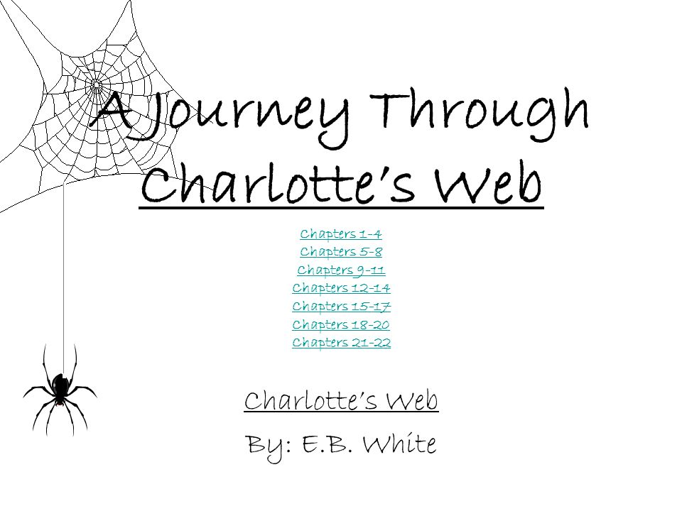 Charlottes web worksheets for 1st grade