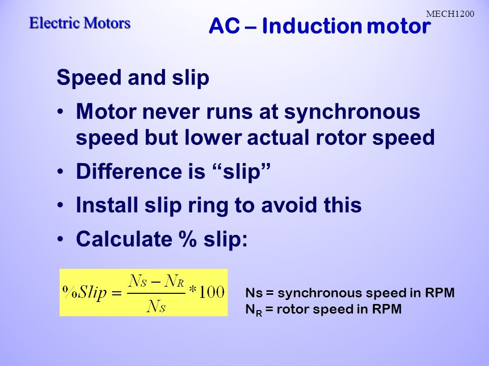 Electric motor rpm calculator for How to reduce motor speed
