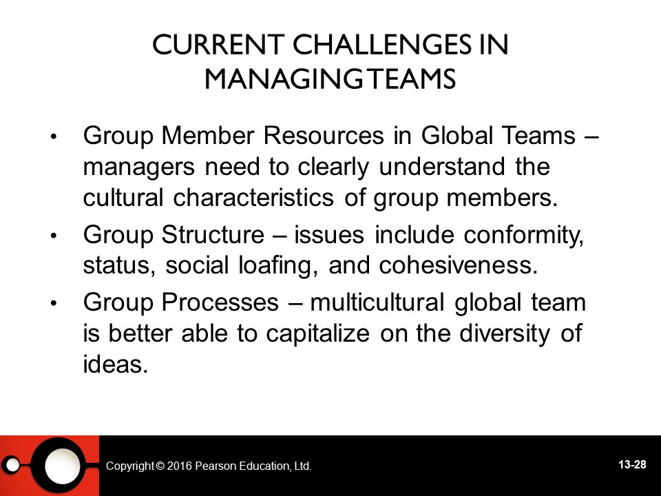 challenges in managing multicultural team 4 effective strategies for managing multicultural teams share this post now  a challenge inherent in multicultural teamwork is that by design, teams have a rather flat structure but team .
