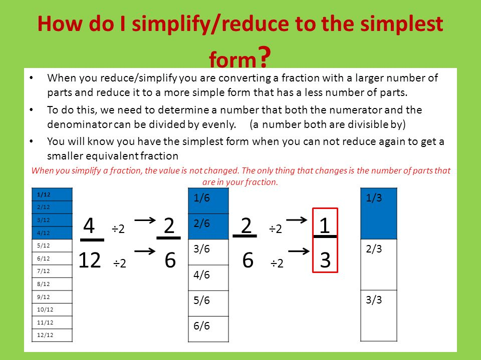 Fractions. - ppt video online download