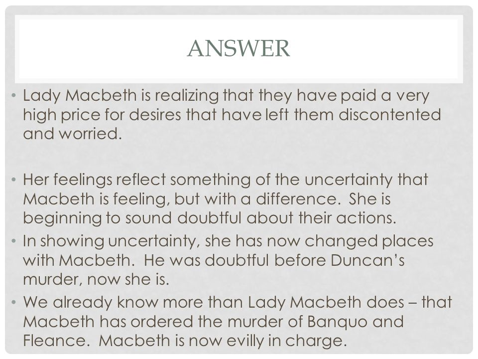 Compare and contrast the murders of Banquo and Duncan in the play Macbeth.