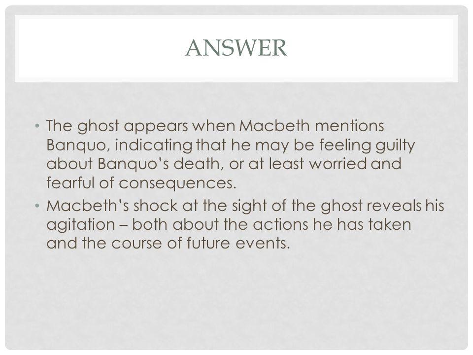 Macbeth Text Response Essay Sample