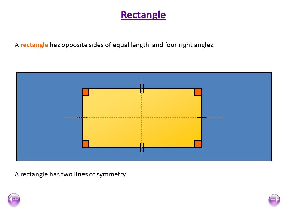 how to get the length of a rectangle