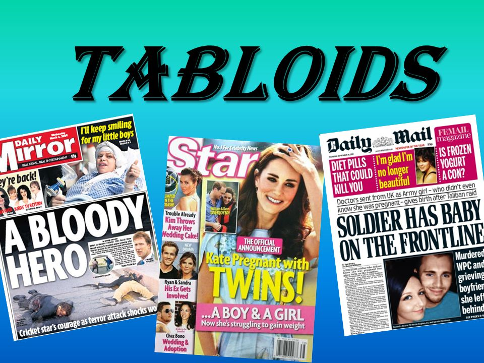 characteristics of tabloid newspapers Definition of newspaper:  some of the most popular newspapers are the wall street journal, the washington post, and the new york times print media.