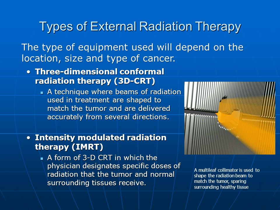 Understanding Radiation Therapy - ppt download
