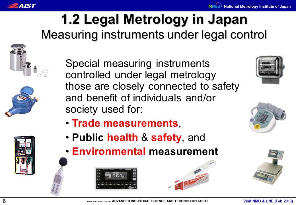 Metrology Measuring Instruments : National metrology institute of japan nmij ppt download