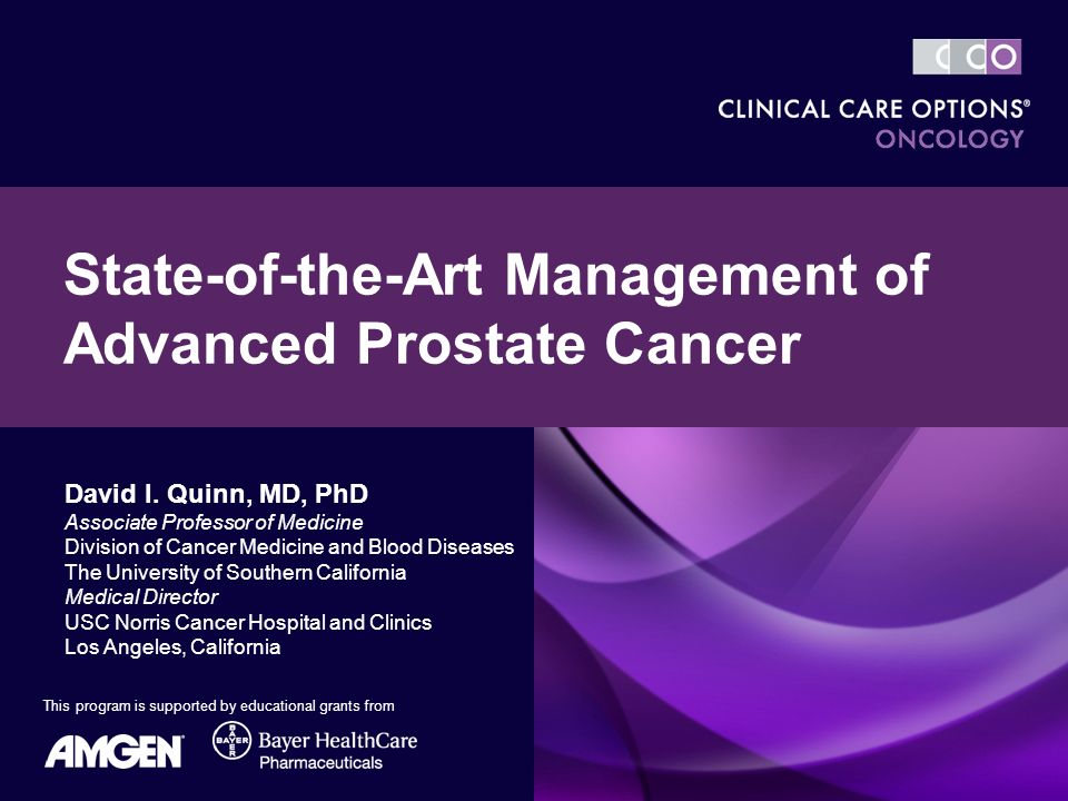 Ppt the near future: molecular targeted therapies for metastatic.