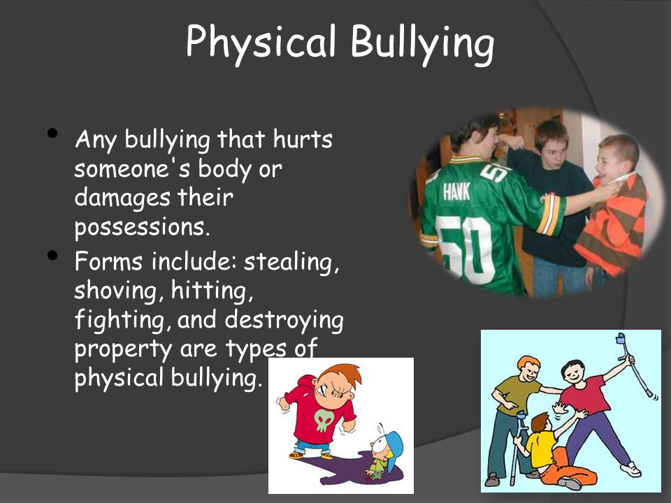 the damages of bullying The long-term effects of being bullied by other kids are worse than being abused  by an adult, new research shows among a large group of.