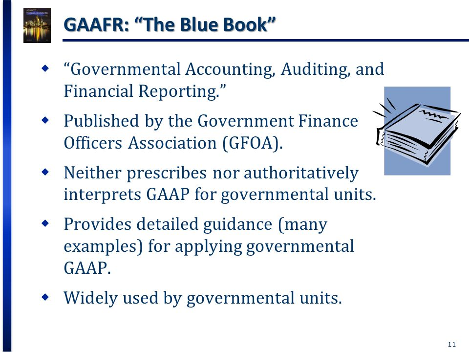 Governmental Entities: Introduction and General Fund ...