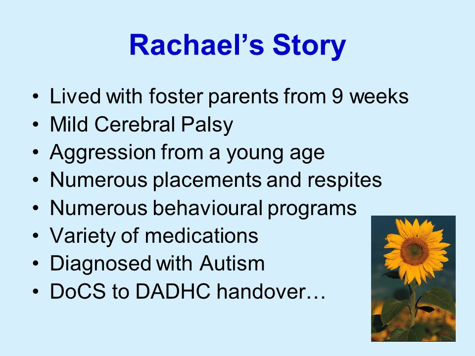 case studies on autism Recent efforts to coordinate autism research are the prevalence of asd in brick township was within the range of studies that used more thorough case-finding.