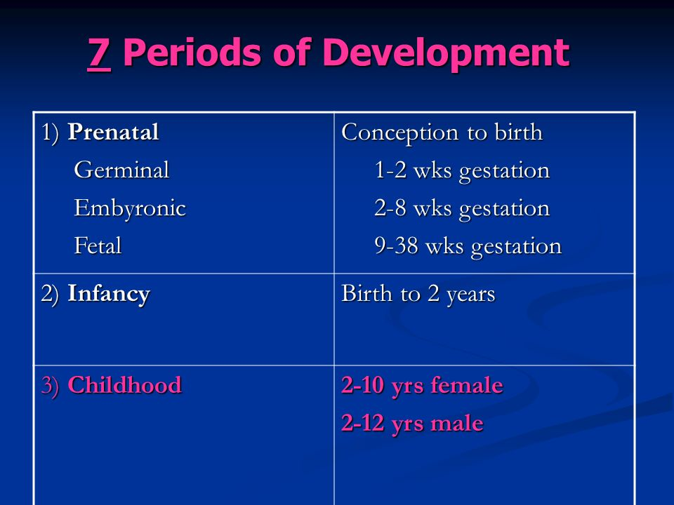Late Childhood The Early School Years 6 12 Years Ppt