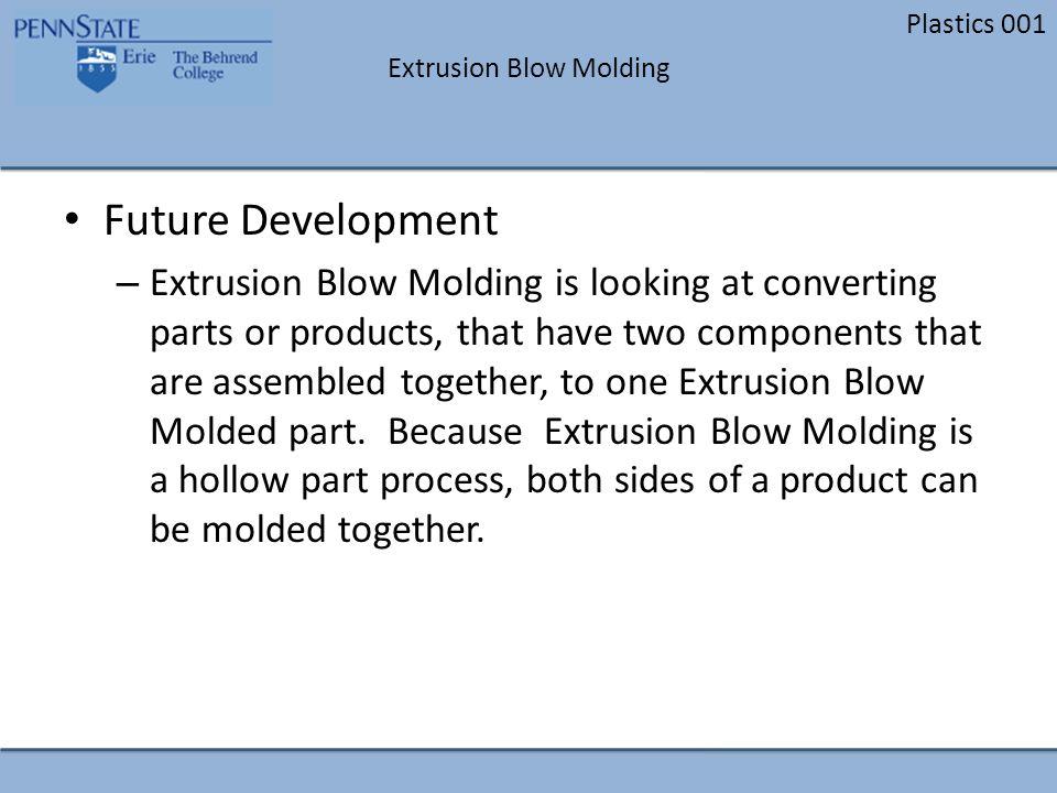 extrusion blow molding process pdf