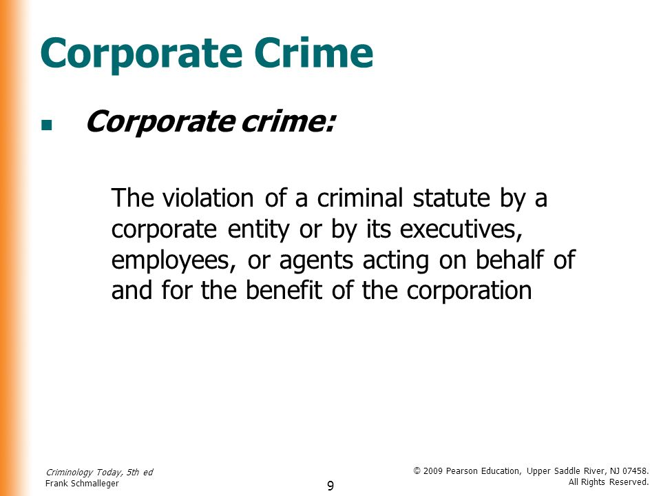 a crime is a violation of A statute of limitation is a law which forbids prosecutors from charging someone with a crime that was committed criminal state income tax violations: 5 yrs.
