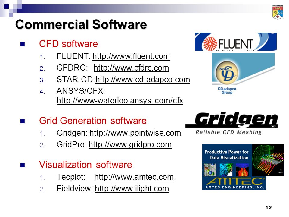 Efd Cfd Software