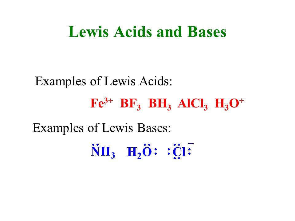 f e acid base