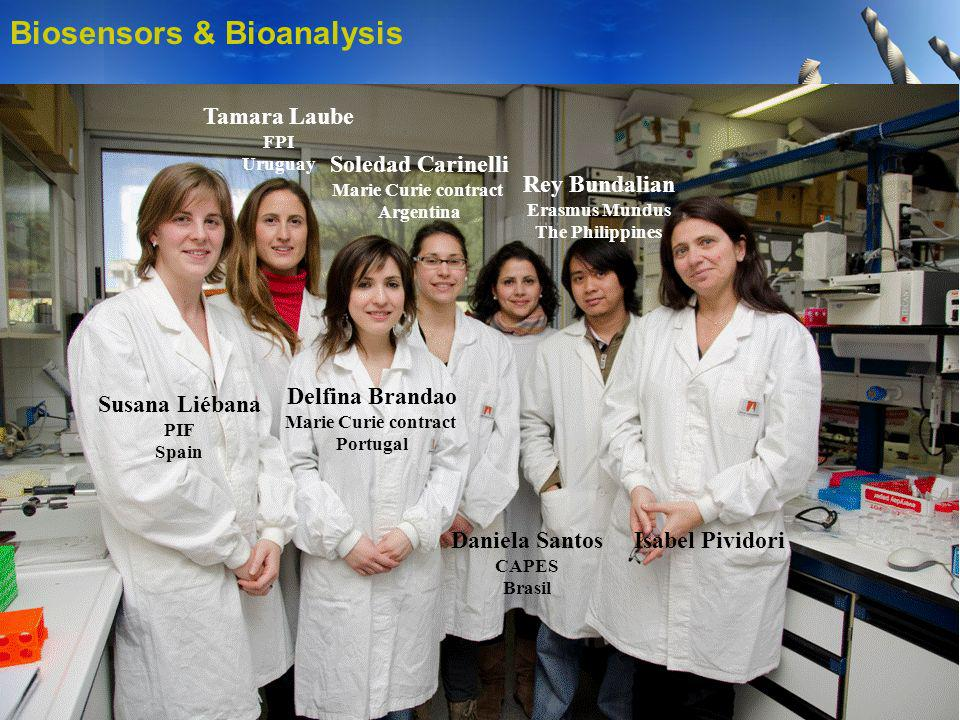 Biosensors & Bioanalysis