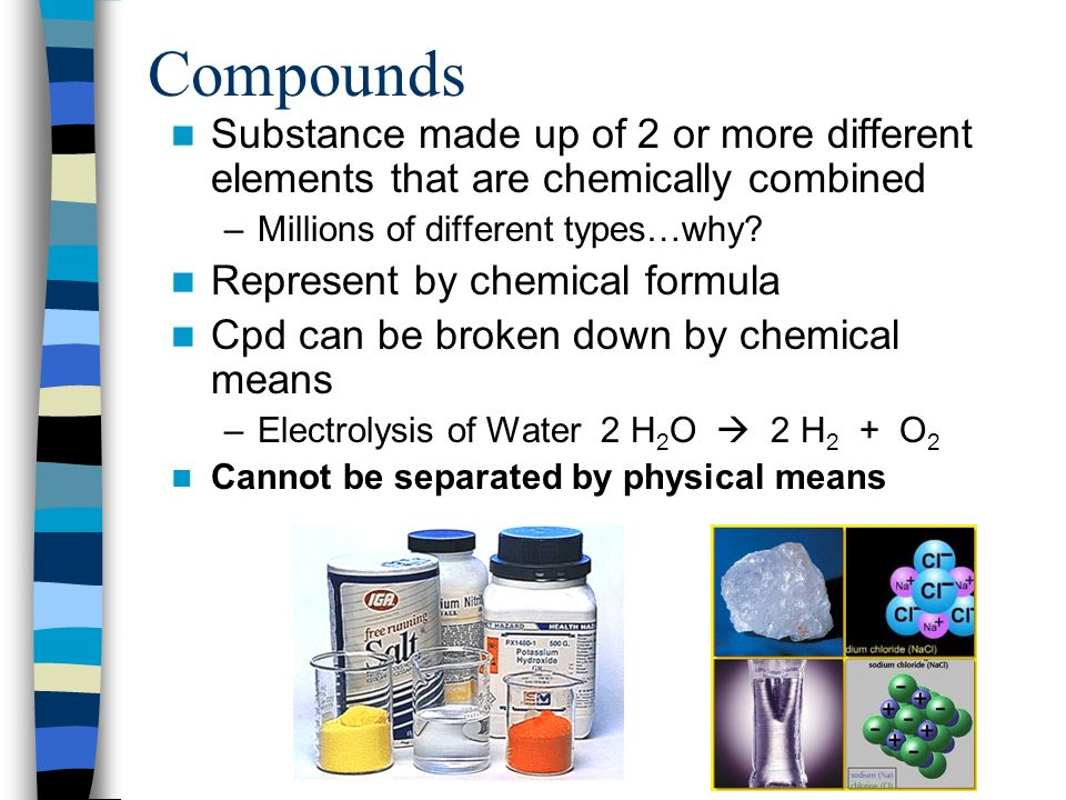 Objectives - Matter Explain why mass is used as a measure of the ...