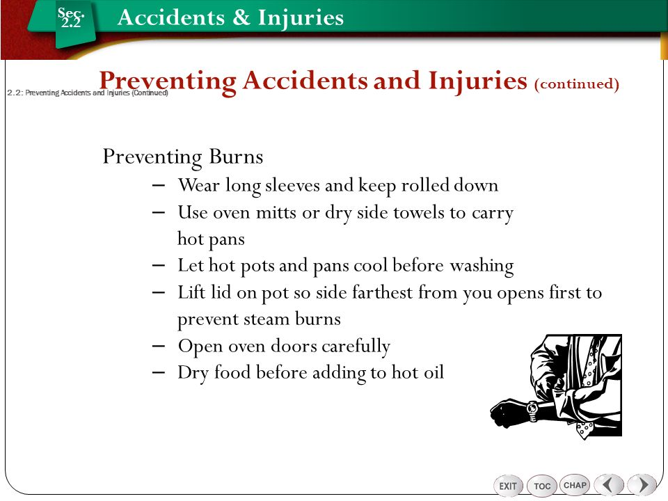 Chapter 2 Kitchen Safety Ppt Video Online Download