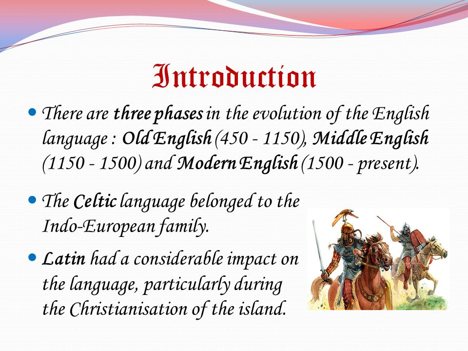 the evolution the english language over 1500 years
