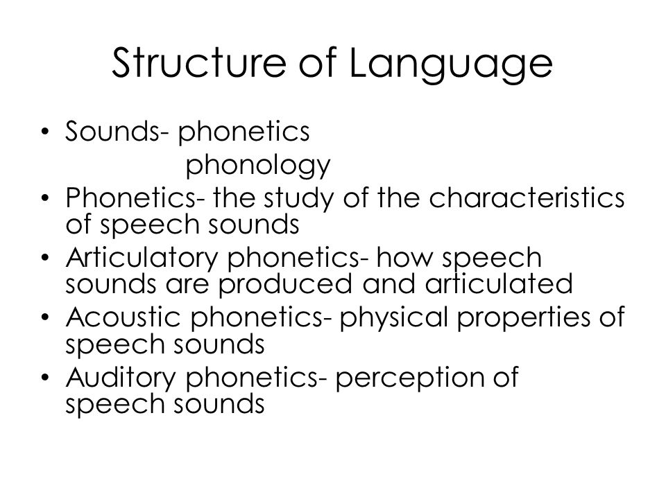 the important role of articulatory phonetics in linguistics The field of articulatory phonetics is a subfield the lips play a major role in vowel by the tongue during speech provides phoneticians with important.