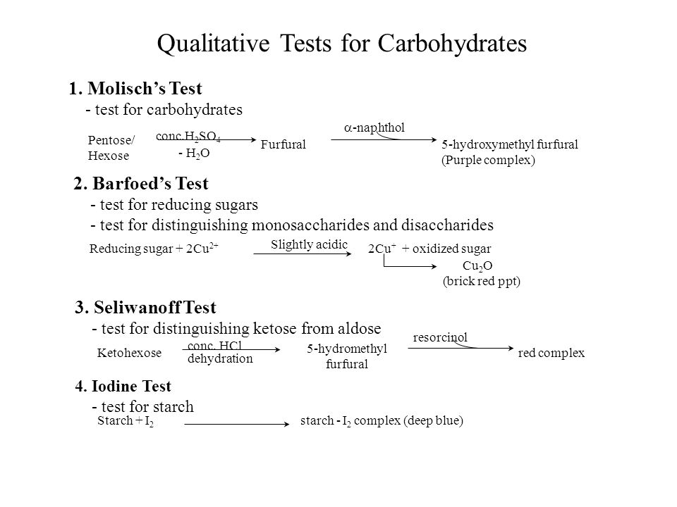 identification of unknown carbohydrates essay The identification of unknown carbohydrates background:  you will perform both the iodine test and the benedict's test to identify the unknown carbohydrate solutions as a monosaccharide, disaccharide, or polysaccharide  add one of the unknown carbohydrate solutions to the test tube.