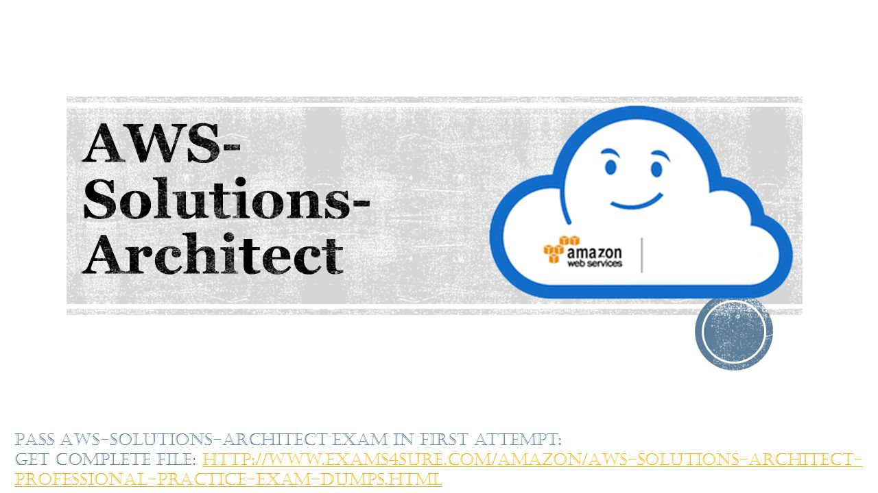 Aws solutions architect ppt video online download aws solutions architect 1betcityfo Images