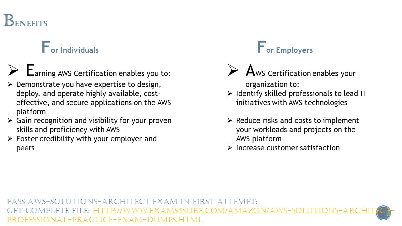 Aws professional solution architect certification quick sketch aws solutions architect ppt video online download earning aws certification enables you to3a 10355118 xflitez Gallery