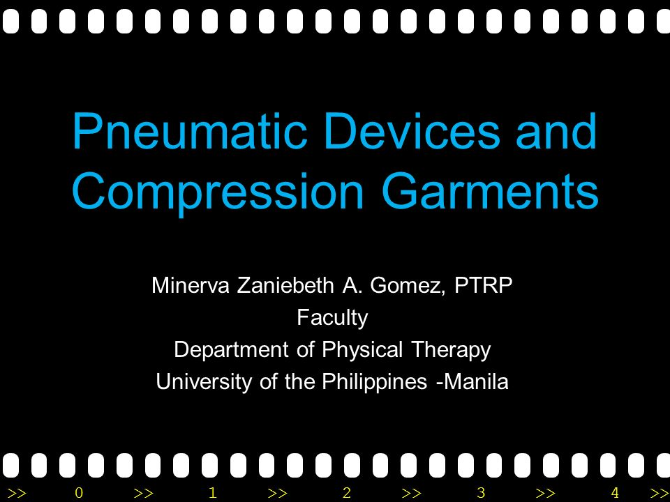 Pneumatic Devices And Compression Garments Ppt Video Online Download