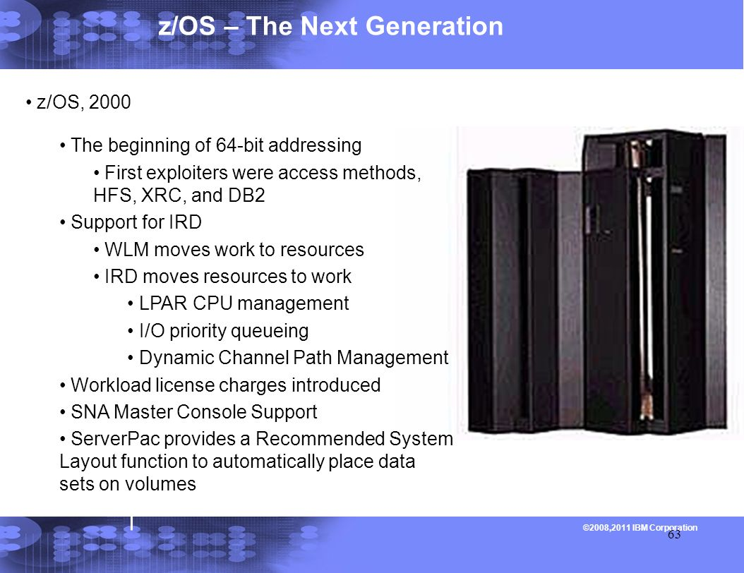 A SHAREd History of the Mainframe – Chronicles, Artifacts ...