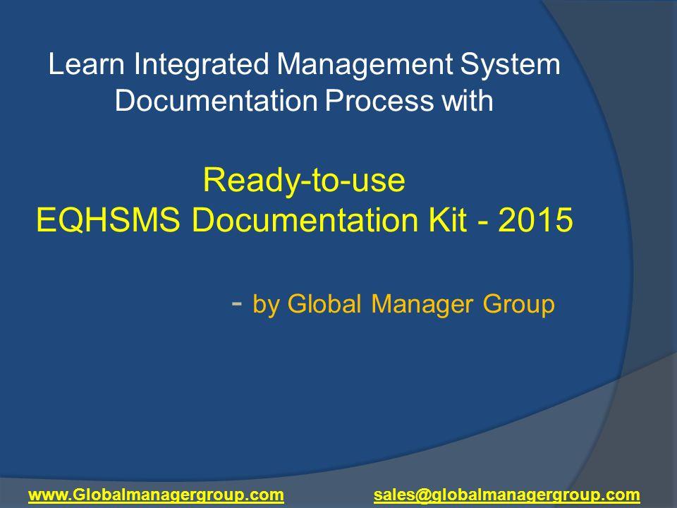 sales system documentation