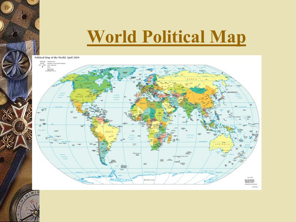 Maps Ppt Video Online Download - Earth political map