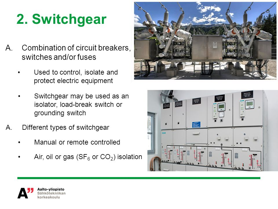Condition Monitoring of Circuit Breakers and Switchgear ...