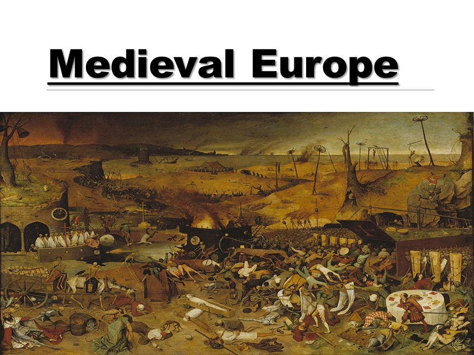 feudal europe It's a kind of distributed government that works without money there were of course many reasons why the roman empire in western europe collapsed, but one of the major causes was a collapse in available currency.