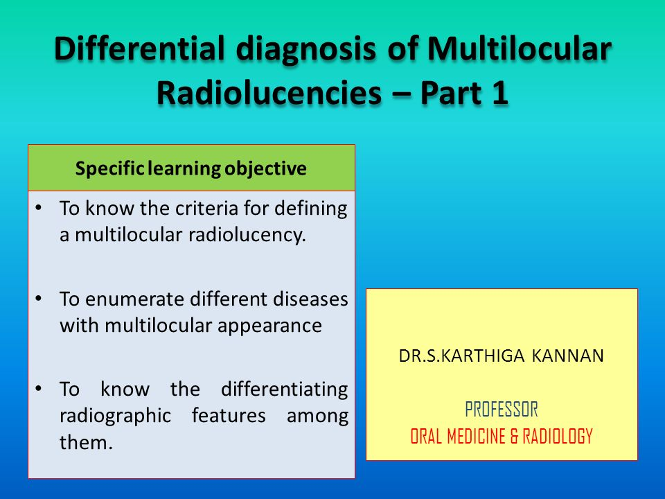 differential diagnosis meaning