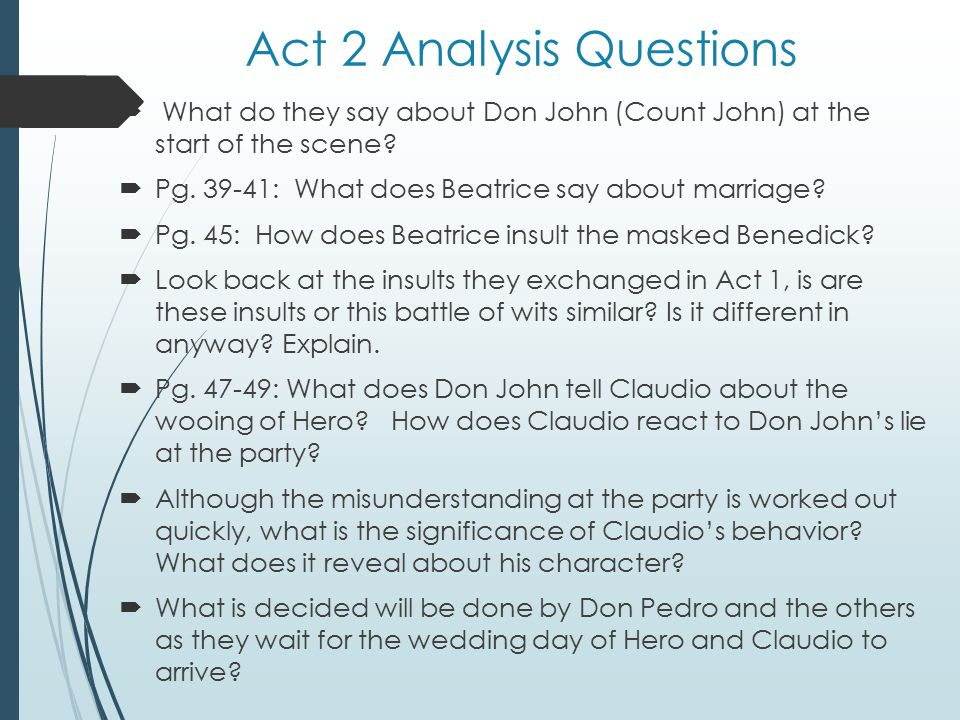 much ado about nothing essay questions and answers Who are the characters in act i of much ado about nothing what happens in the first act  discussion questions  buy answers .