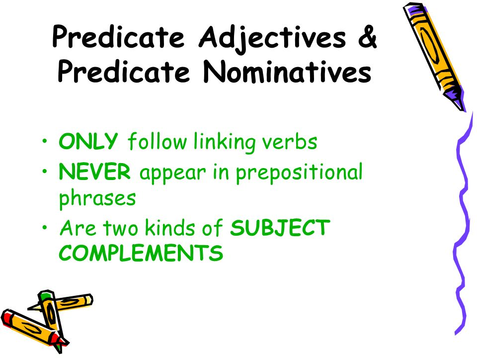 Printable Worksheets predicate adjectives worksheets : Predicate Adjectives Worksheets - Checks Worksheet