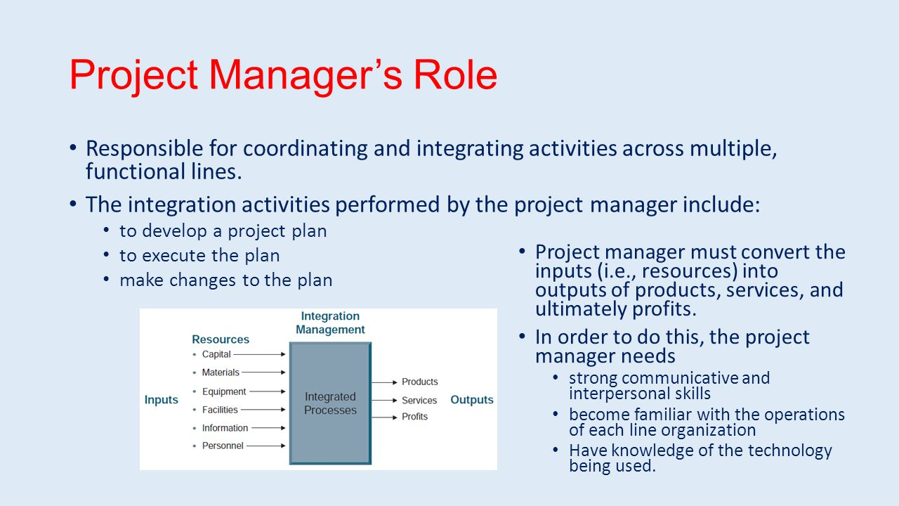 role of project manager A modern project manager is usually juggling over an ever-increasing number of  digital tools and how can there be balance with all the work.