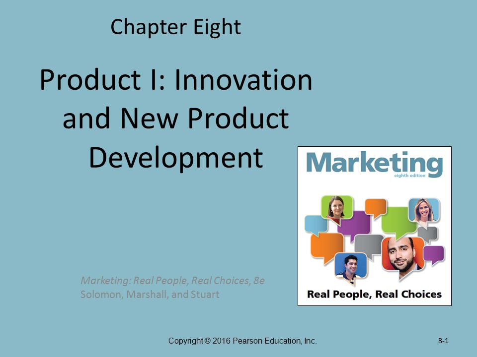 Chapter eight product i innovation and new product for Product innovation agency