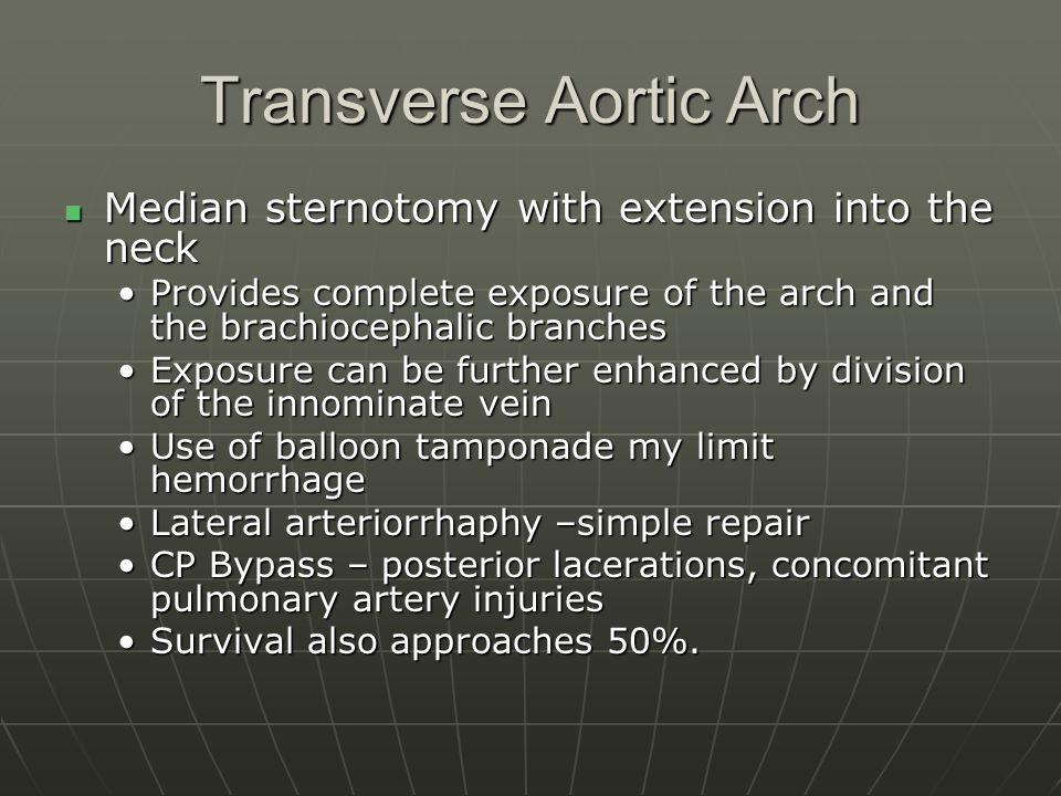Transverse Aortic Arch
