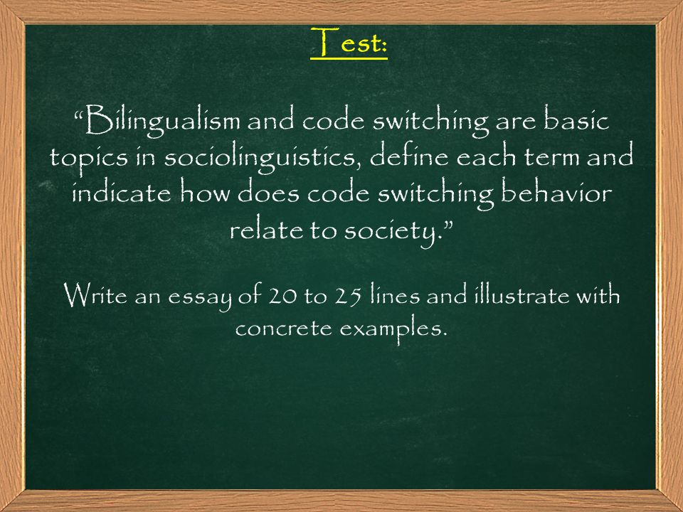 the benefit of code switching Code mixing is a thematically related term, but the usage of the terms code-switching and code-mixing varies some scholars use either term to denote the same.