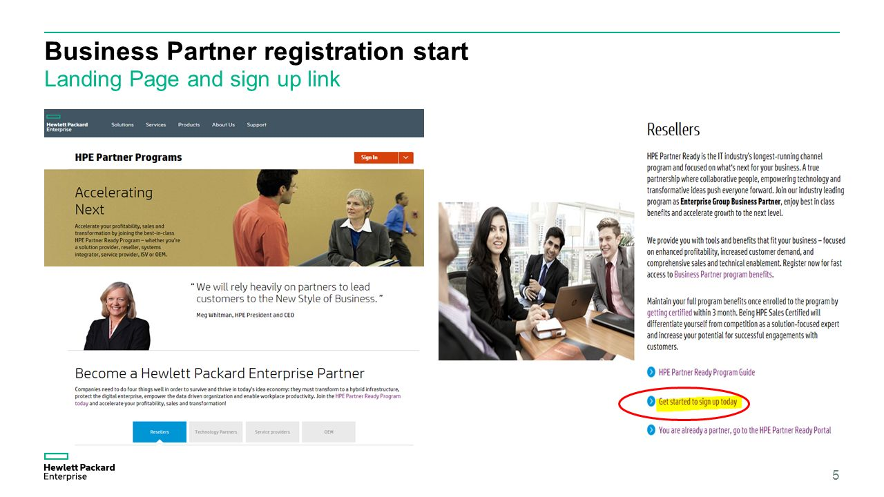 how to find a business partner online