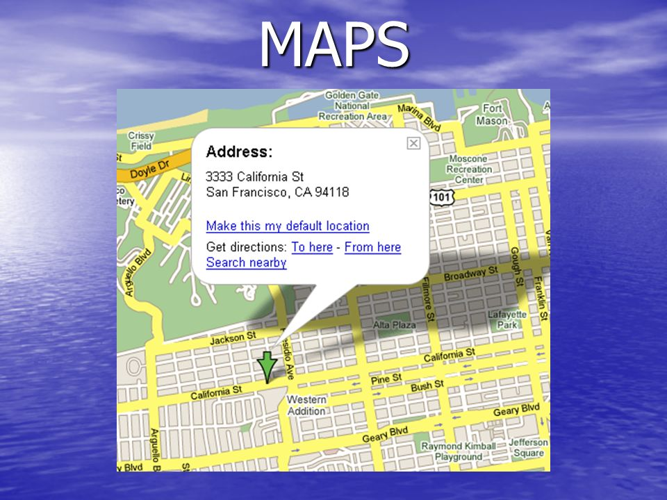 MAPS ppt video online download
