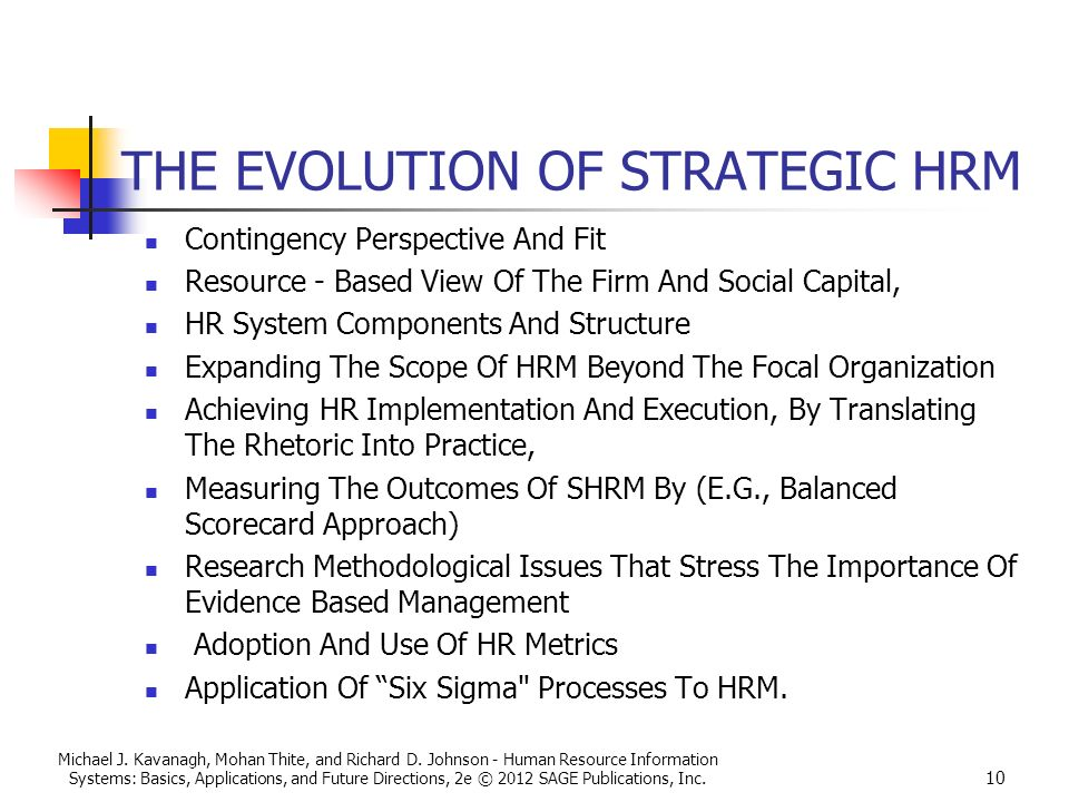 importance and types of strategic human resource management Strategic human resource management is the practical management of people according to russell (1998), it's the link between human resources and the goals of company it serves to improve the functional abilities of company and make performance more efficient.