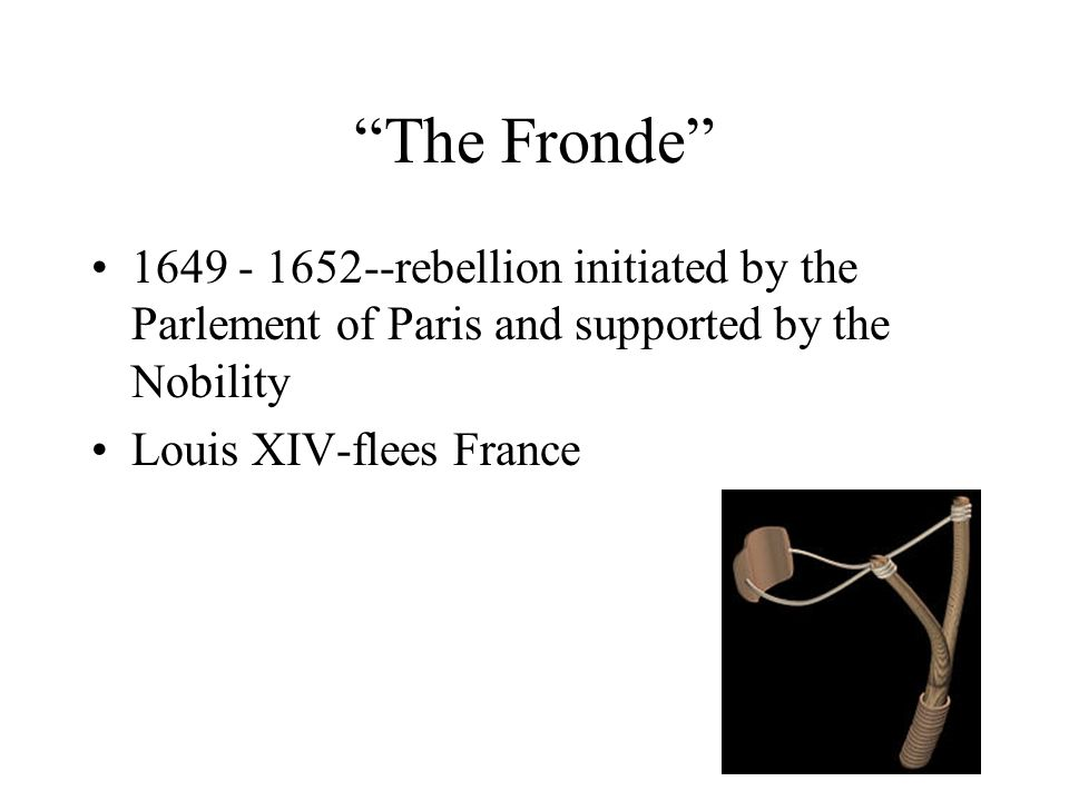 the actions of king louis xiv that led to the downfall of nobility This led to all the large forces in france the most important causes of the french revolution king louis xvi and his teams of advisors were forced to.