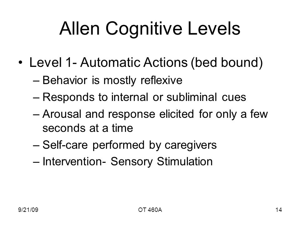 Allen Cognitive Levels Related Keywords Suggestions